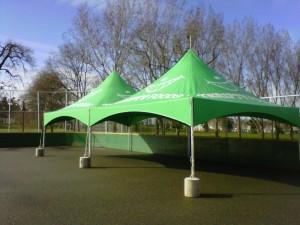 corp tent job
