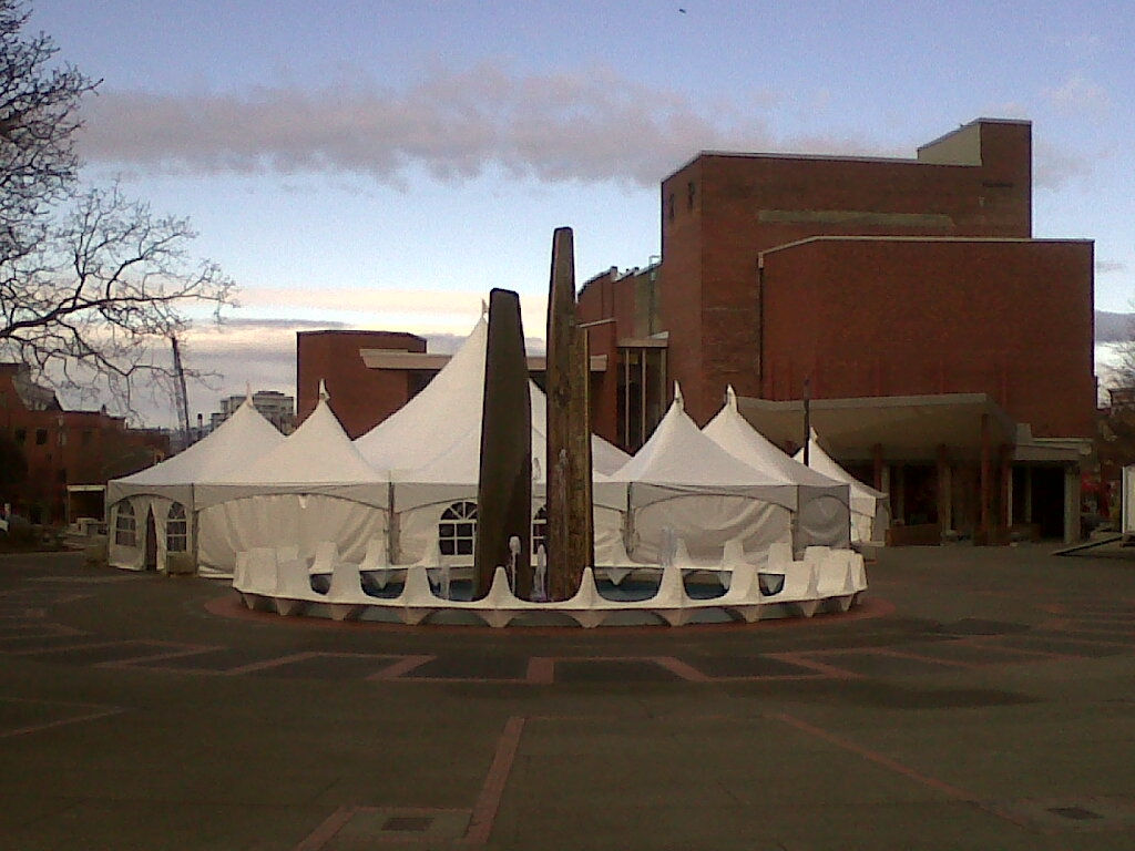 corporate event tents