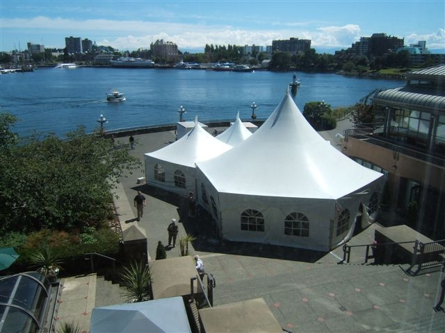 gallery tents